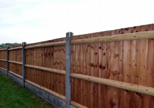 Jersey City Fence Installation Wood Fence landscape